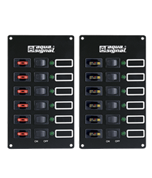 Switch and Fuse Panels